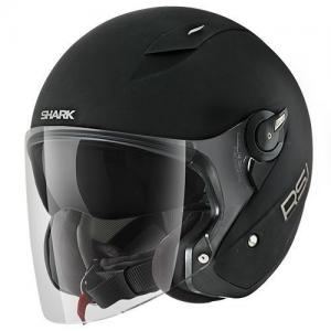 SHARK CASCO JET RSJ BLACK MAT