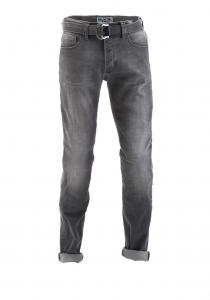PMJ CAFE RACER THE LEGEND GREY JEANS MOTO
