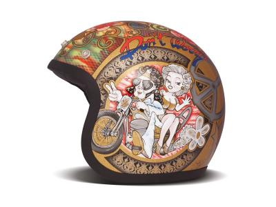 DMD CASCO VINTAGE WOODSTOCK