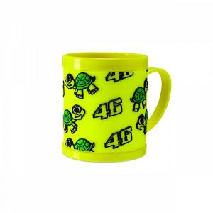 VR46 CLASSIC COLLECTION TAZZA TARTA PLASTICA