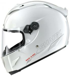 CASCO SHARK RACE-R PRO WHITE