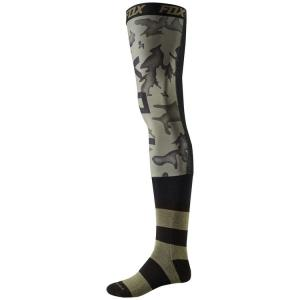 FOX CALZA PROFORMA KNEE BRACE SOCKS CAMO