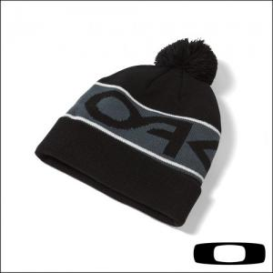 OAKLEY BERRETTO BEANIE FACTORY BLACK