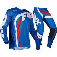 FOX COMPLETO CROSS BAMBINO 180 YOUTH COTA BLUE