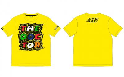 T-SHIRT VR46 THE DOCTOR BAMBINO