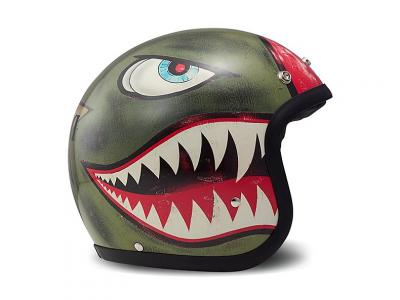 DMD CASCO VINTAGE SHARK