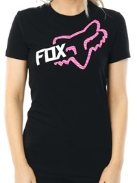 T-SHIRT LADY FOX REACTED CREW