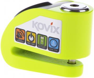 KOVIX BLOCCA DISK ALARM KD6 SERIES 6mm