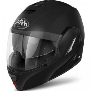 AIROH CASCO MODULARE REV 19 BLACK MATT