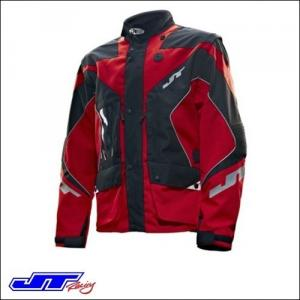 GIACCA ENDURO JT SIX DAYS JACKET RED