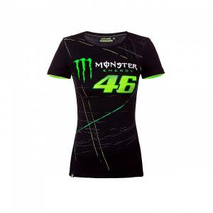 T-SHIRT VR46 MONSTER LADY