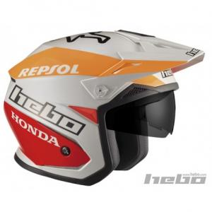 CASCO TRIAL HEBO MONTESA TEAM II