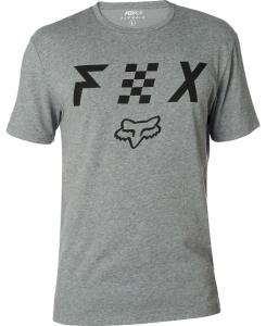 T-SHIRT FOX SCRUBBED AIRLINE TEE