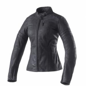 GIACCA PELLE CLOVER BULLET-PRO LADY METAL