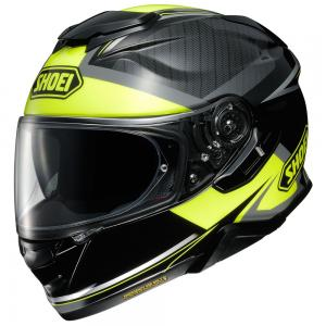 SHOEI GT-AIR 2 AFFAIR TC-3 BLACK YELLOW