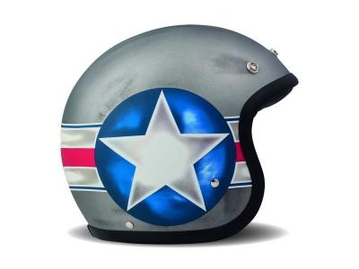DMD CASCO VINTAGE  FIGHTER