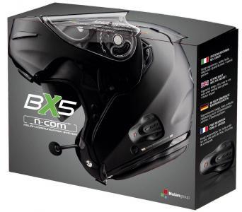 KIT INTERFONO BLUETOOTH SINGOLO BX5 X-LITE