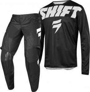 SHIFT WHIT3 YORK COMPLETO MX BLACK