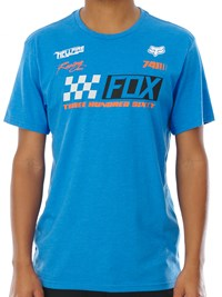 FOX T-SHIRT REPAIRED