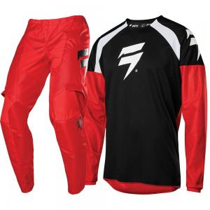 SHIFT WHIT3 RACE 1 BLACK/RED