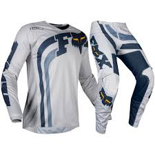 FOX 180 COMPLETO MX 2019 COTA GREY/NAVY