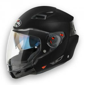 AIROH CASCO JET CROSSOVER EXECUTIVE BLACK MATT